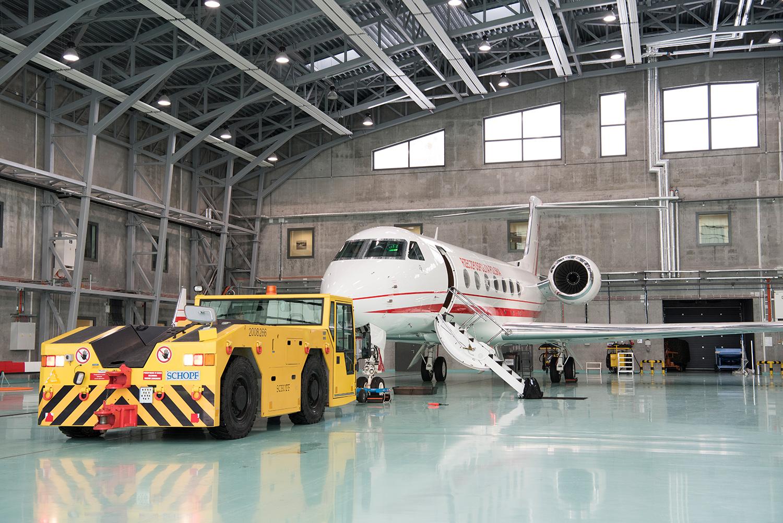 Preparing For Takeoff - zdjęcie przed obróbką graficznej