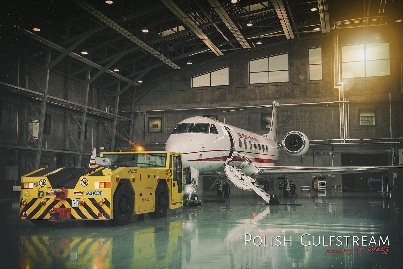 Preparing For Takeoff - zdjęcie po obróbce graficznej